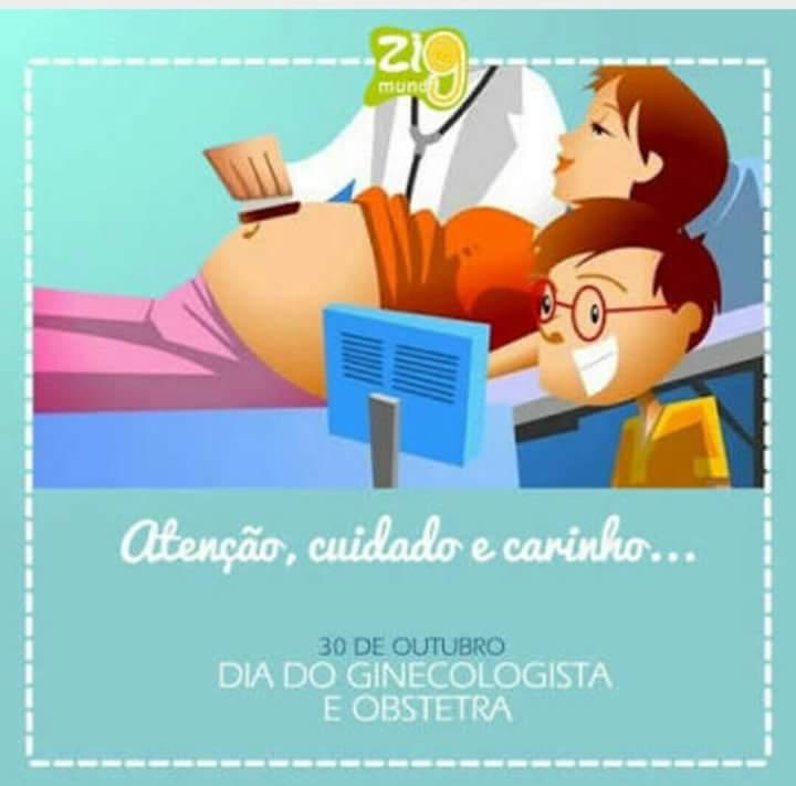 Dia do Ginecologista e Obstetra