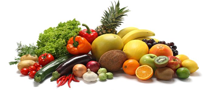 O Pódio das Frutas