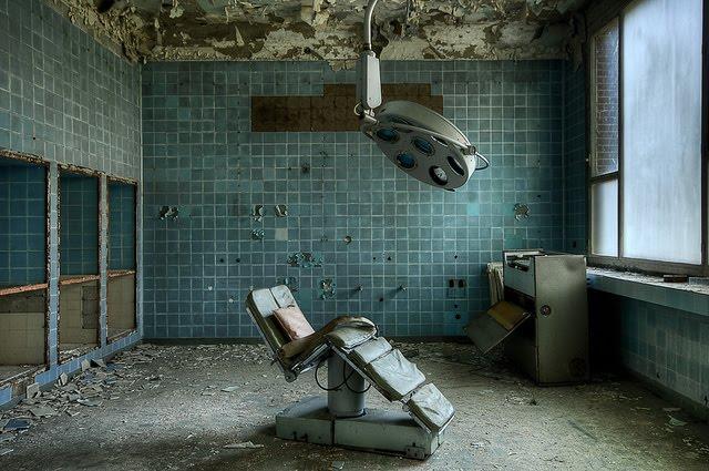 Hospital do amanhã.